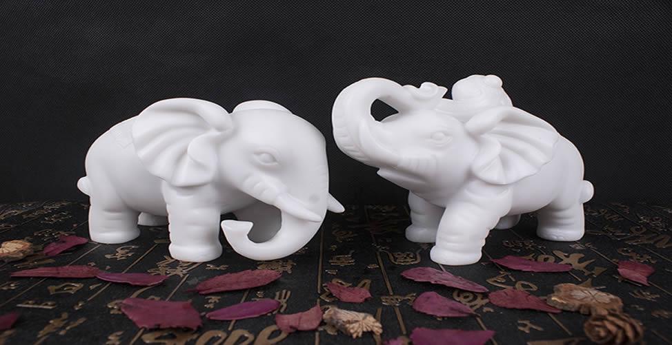 Sonhar Com Elefante Branco