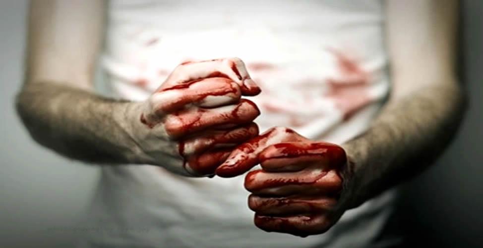 Sonhar Com Sangue Nas Mãos