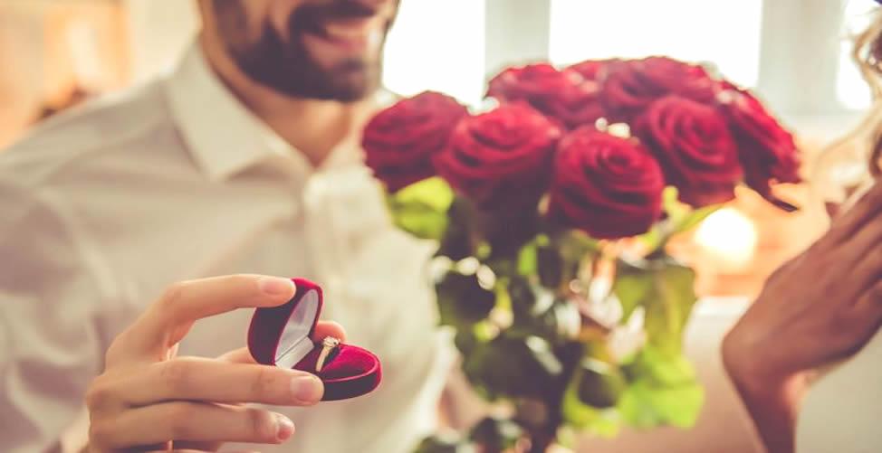 Significado de Sonhar Com Casamento - Pedido