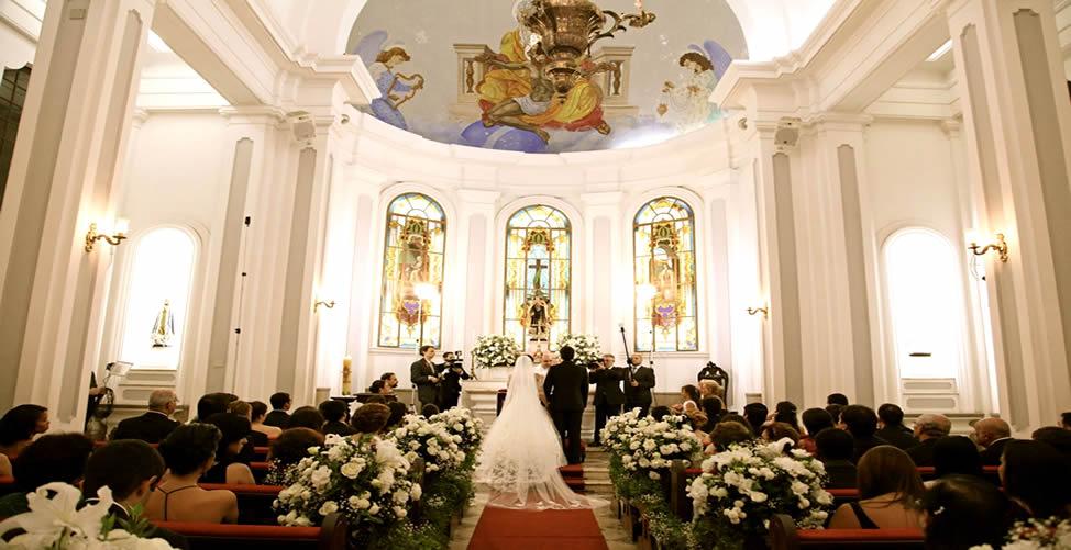 Sonhar Com Igreja e Casamento