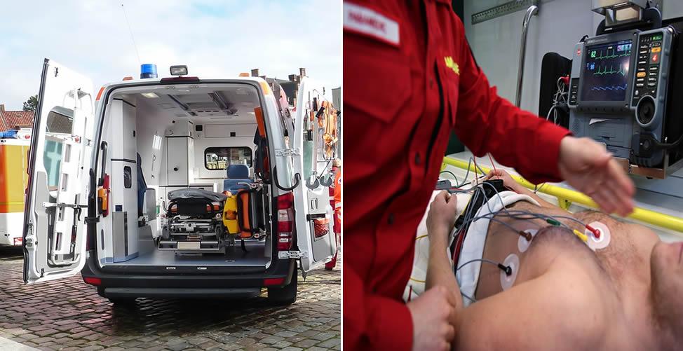 Sonhar Que é Socorrido em Ambulância