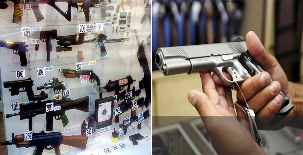 Sonhar Que Compra Uma Arma