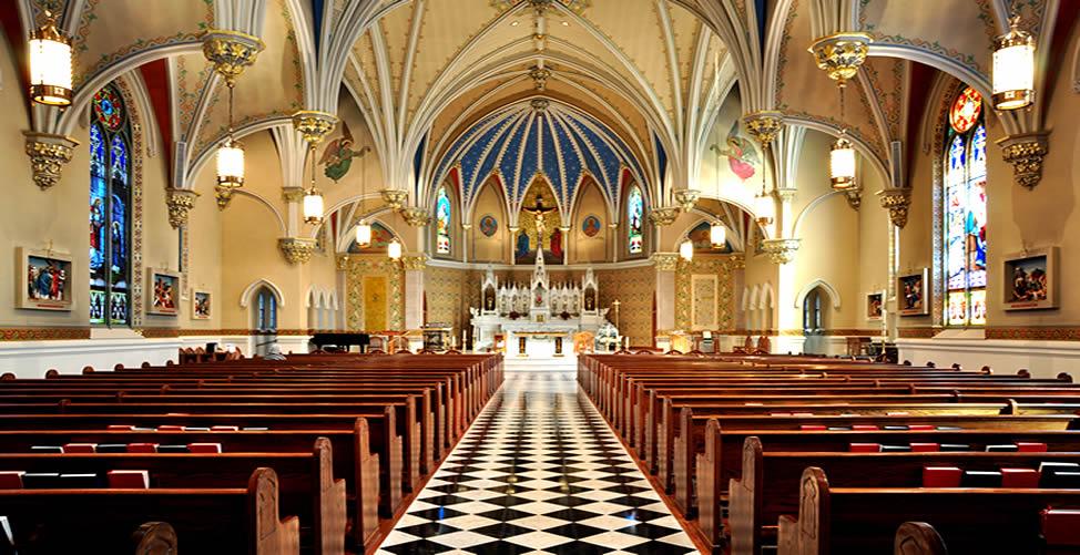 Sonhar com Igreja