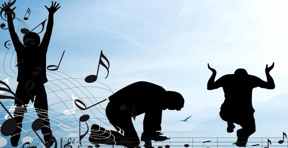 Significado de Sonhar Com Música de Louvor-Gospel