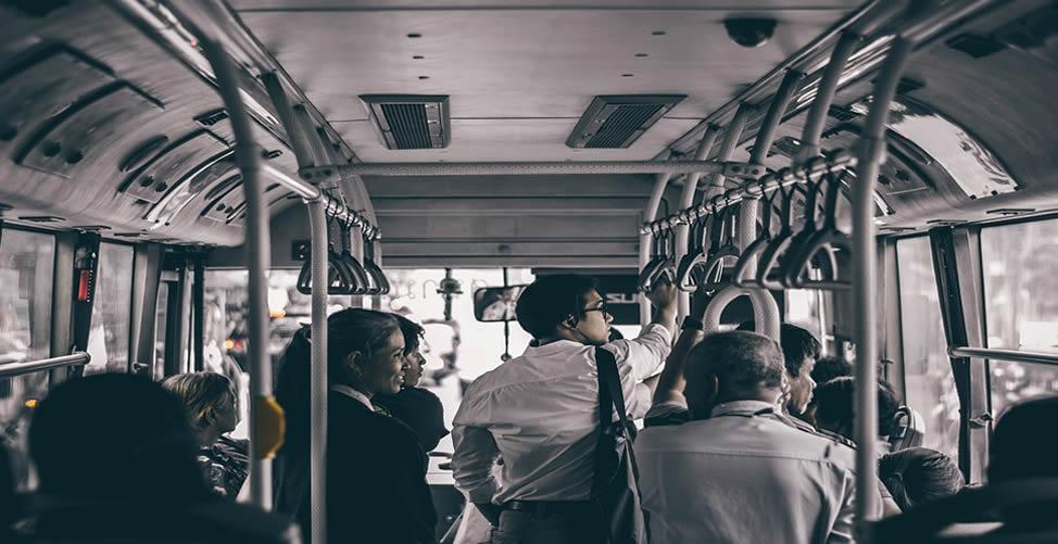 Sonhar Com Ônibus Cheio