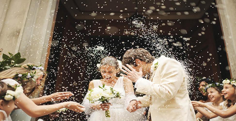 Sonhar Com Arroz Sendo Jogado Em Casamentos