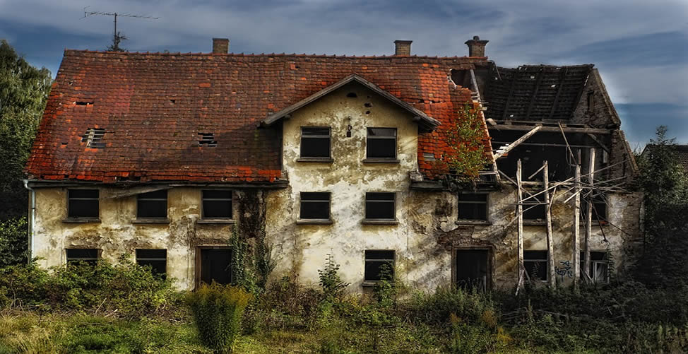 Sonhar Com Casa Abandonada