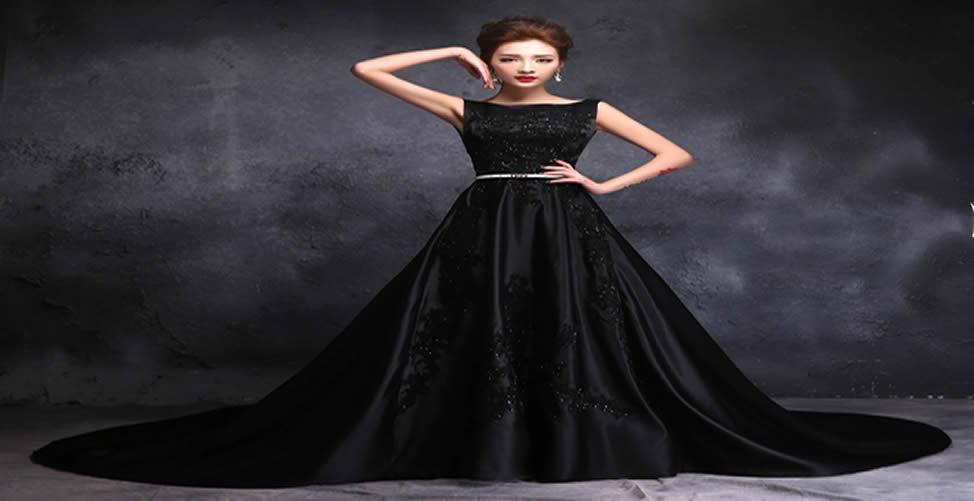 Sonhar com Vestido de Noiva Preto