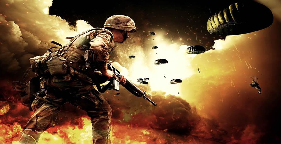 Sonhar Com Guerra