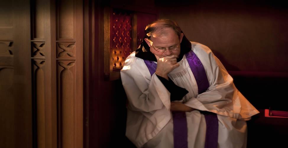 Sonhar Com Padre no Confessionário