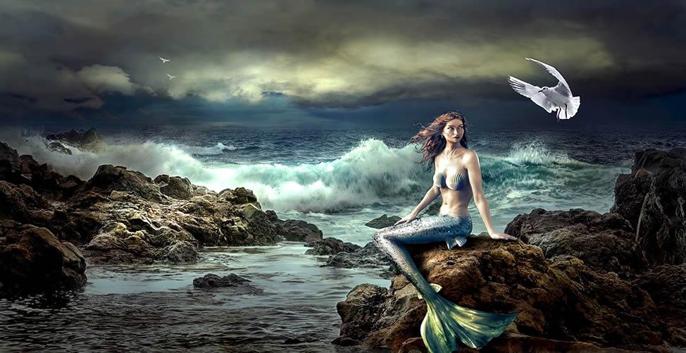 Sonhar com Sereia