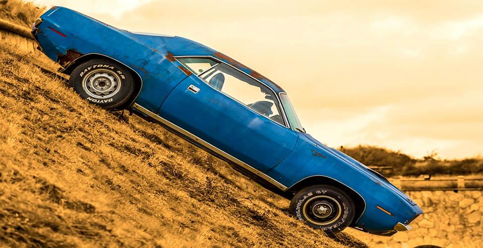 Sonhar Com Carro em Desfiladeiro