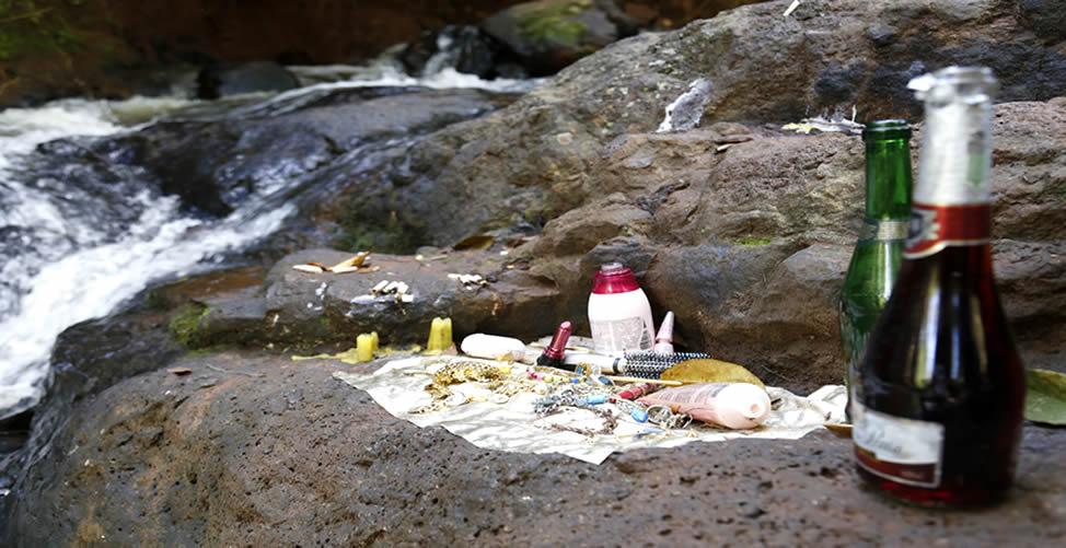 Sonhar Com Macumba na Cachoeira