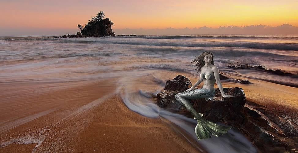 Sonho com Sereia