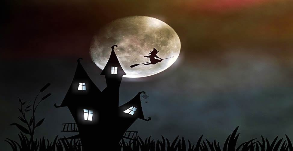 Sonhar Com Bruxa Voando
