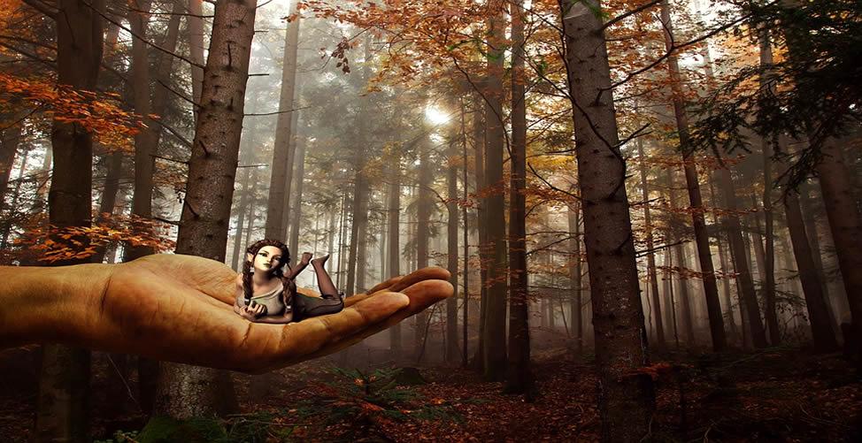 Sonhar Com Gigante - Mão de Gigante