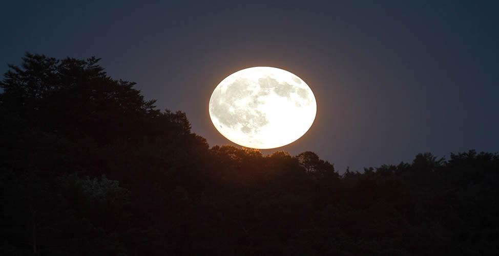 Sonhar Com Lua Cheia