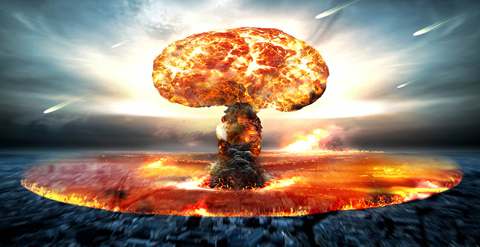 Significado de Sonhar Com Explosão