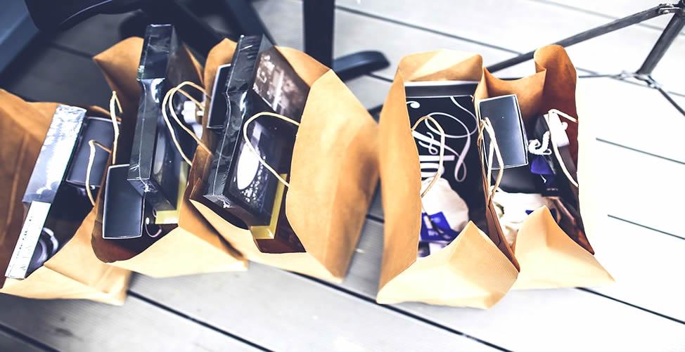 Sonhar Com Compras de Presentes