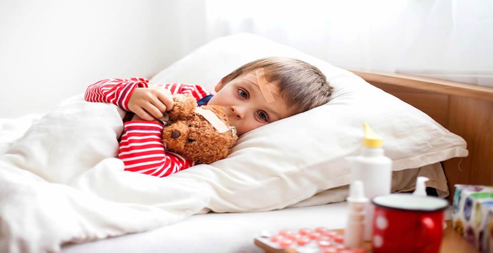 Sonhar Com Criança Passando mal