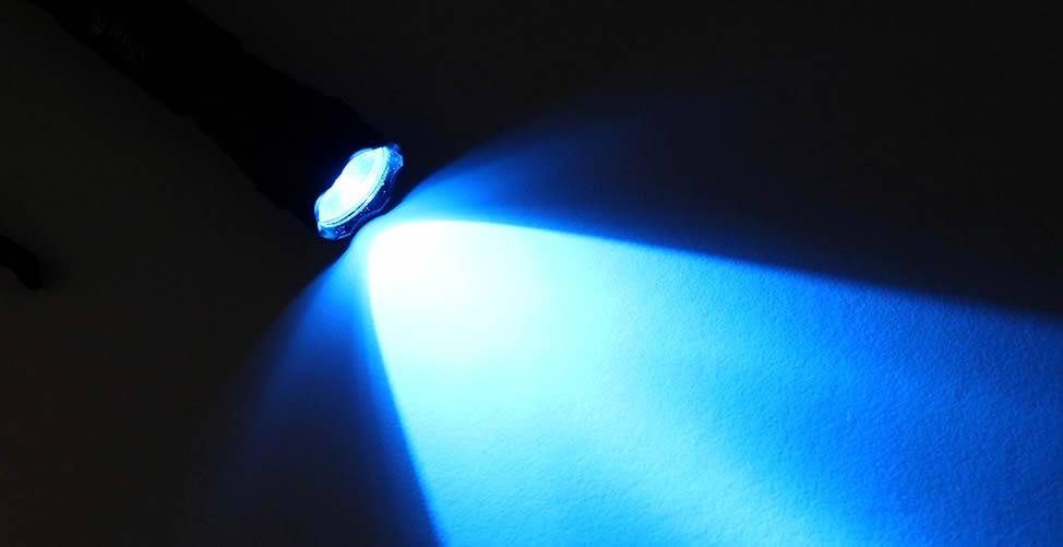Sonhar Com Luz Azul