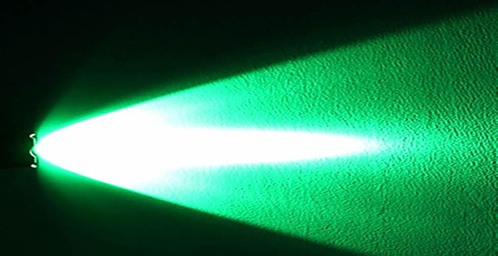 Sonhar Com Luz Verde