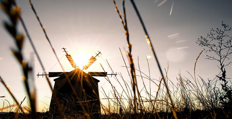 Sonhar Com Sol e Vento