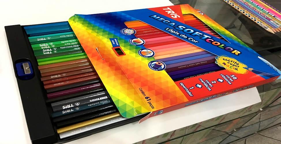 Significado de Sonhar Com Cores - caixa de Lápis
