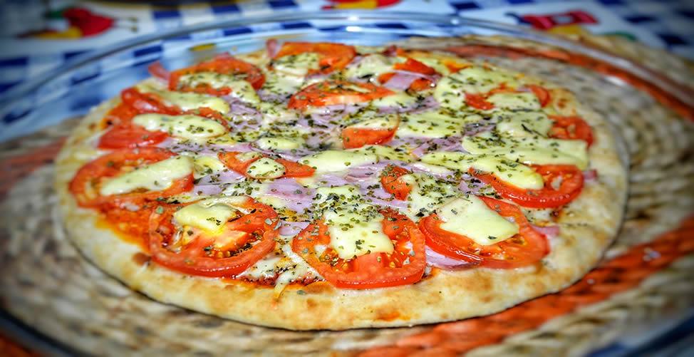 Sonhar Com Pizza - Desejo