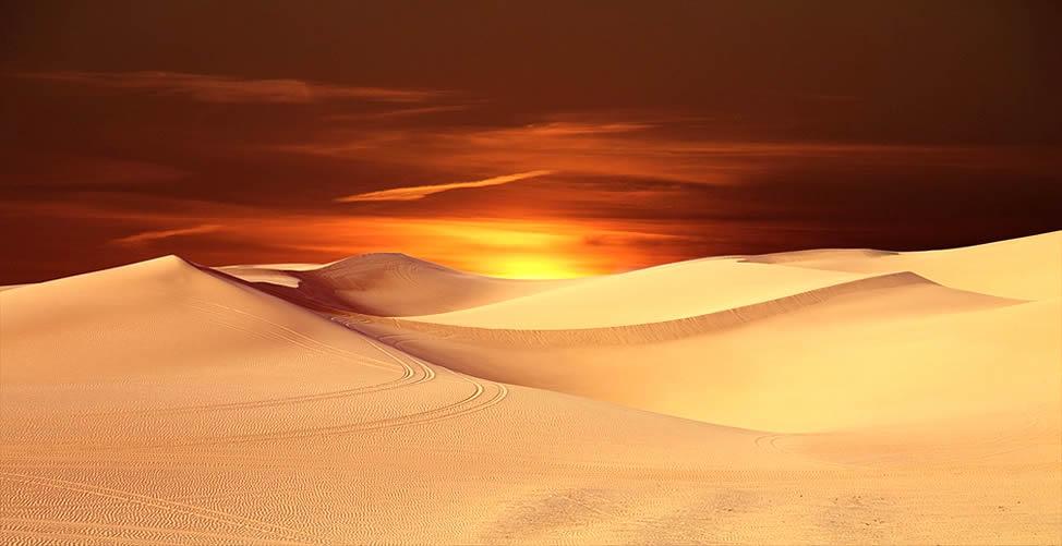 Significado de Sonhar Com Deserto