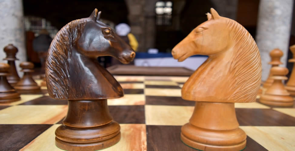 Sonhar Com Cavalo de Xadrez