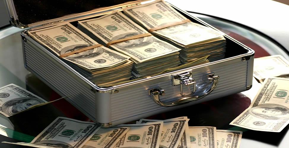Sonhar Com Dinheiro - Muito