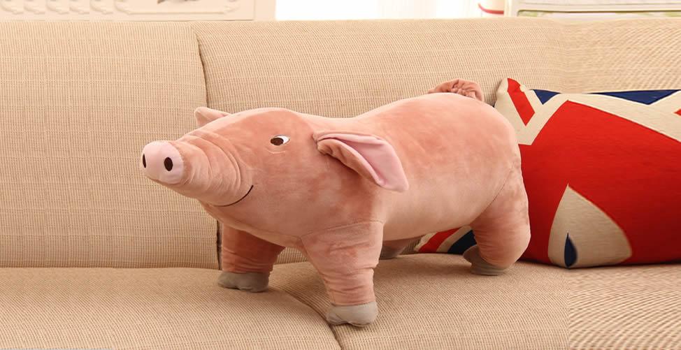 Sonhar Com Porco de Pelúcia