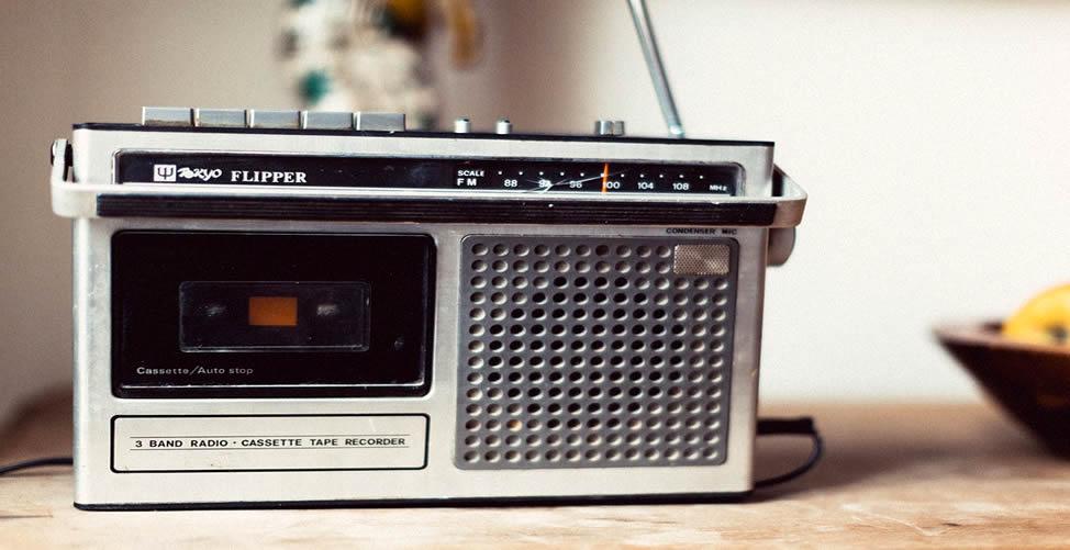 Sonhar Com Rádio Antigo