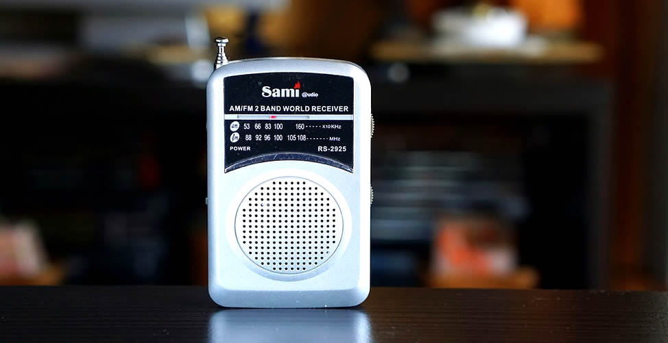 Sonhar Com Rádio Pequeno