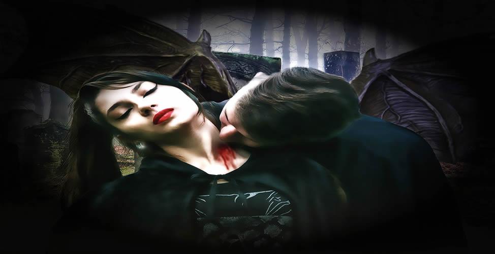 Sonhar Com Sangue - Vampiro