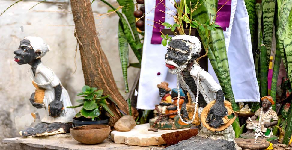 Sonhar Com Altar Africano