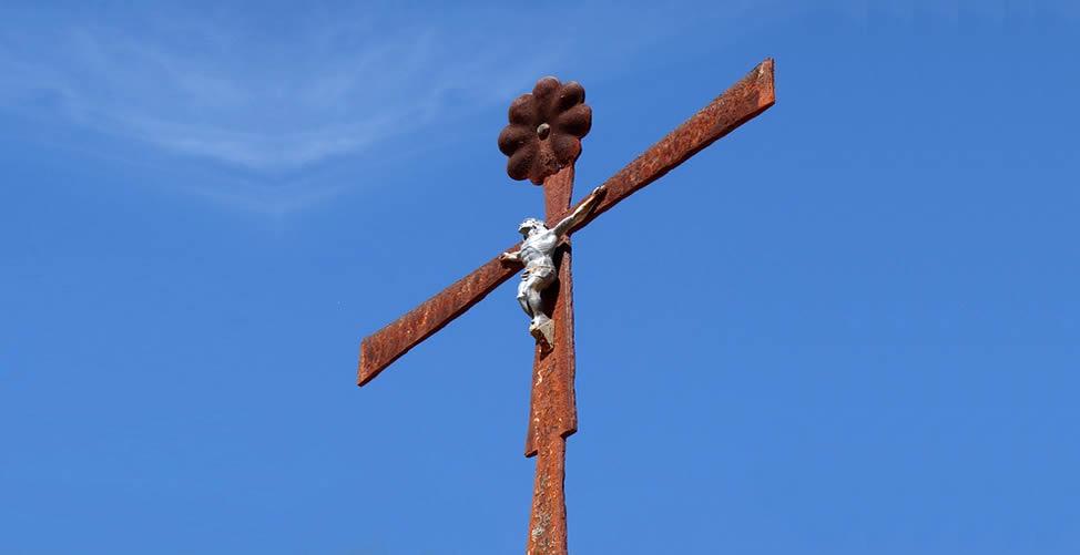 Sonhar Com Crucifixo de Ferro