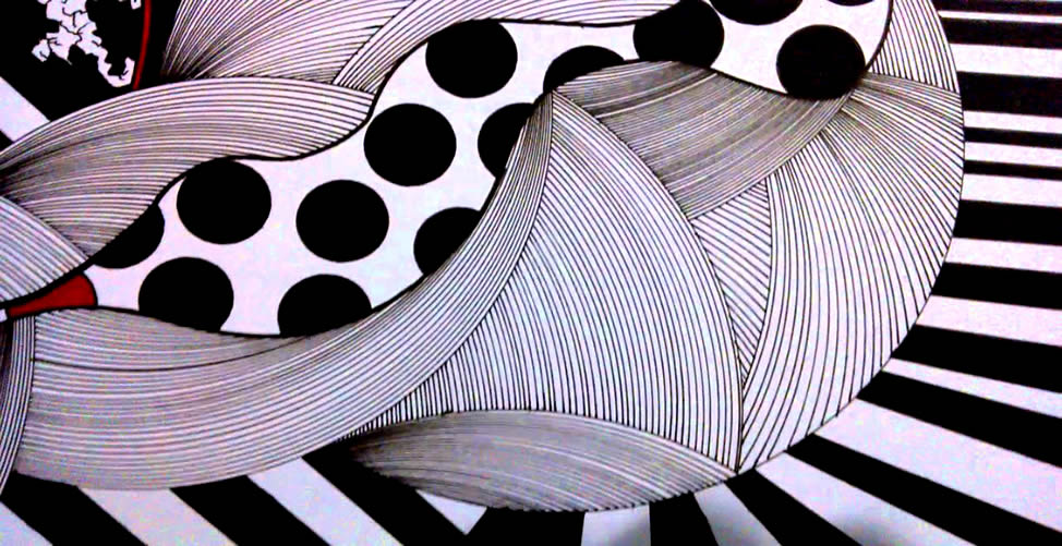 Sonhar Com Desenho Abstrato