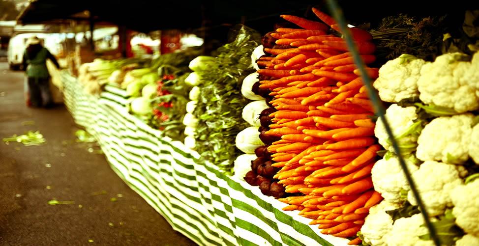 Sonhar Com Feira de Frutas e Legumes