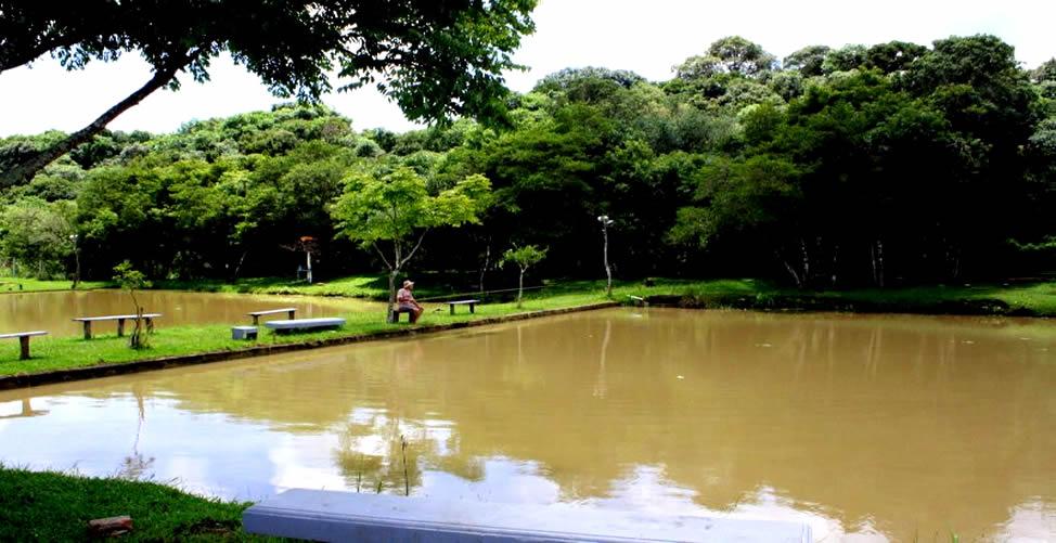 Sonhar com Açude - Pescando