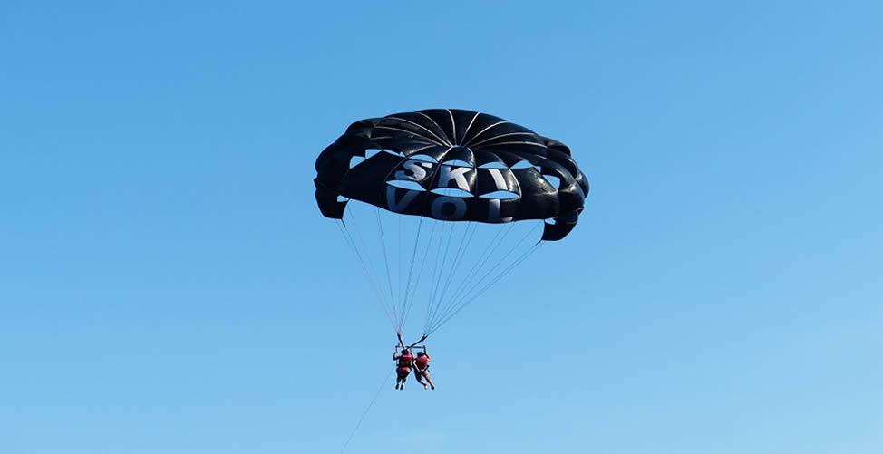 Significado de Sonhar com Paraquedas