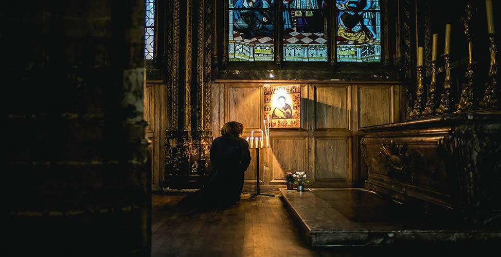 Sonhar Com Oração de perdão