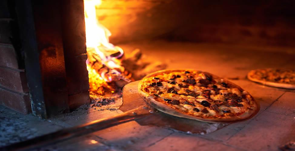 Sonhar com Pizzaria em chamas