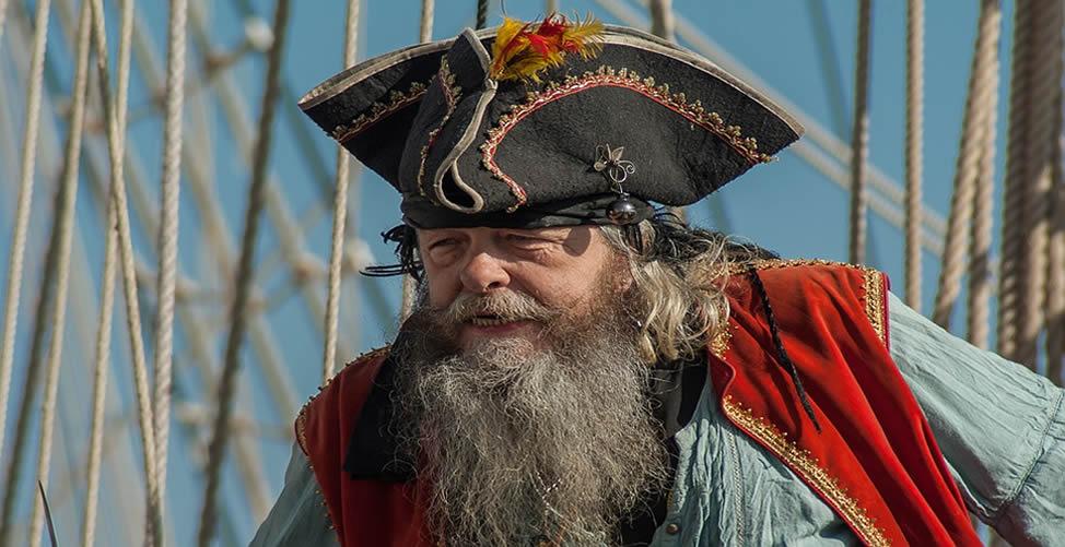 Sonhar Com Pirata Conhecido