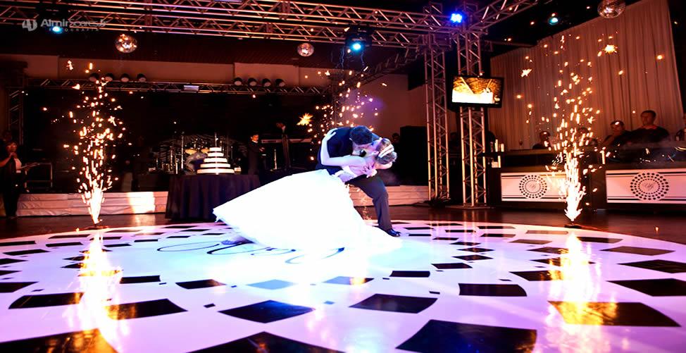 Sonhar com Baile de Casamento