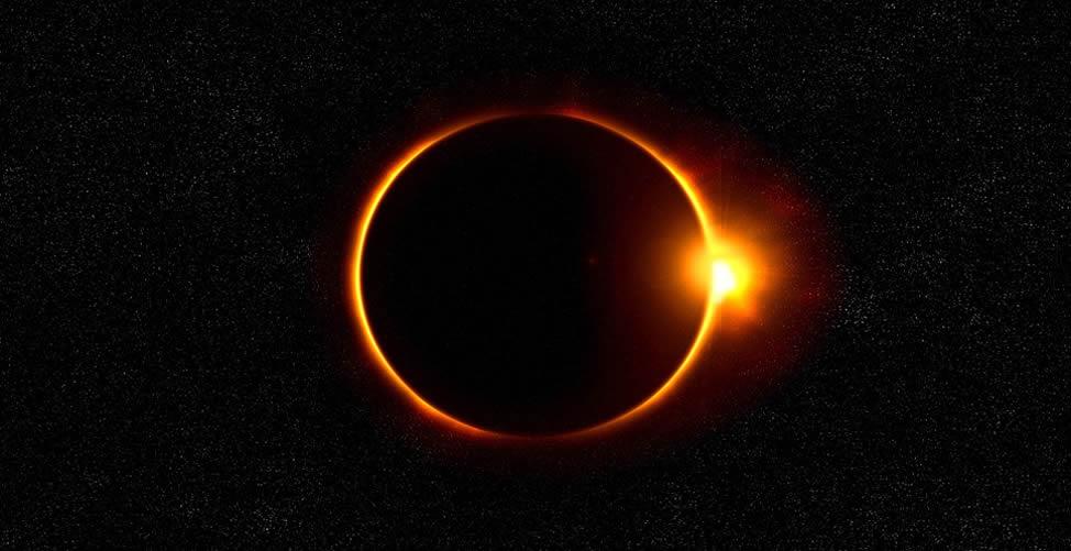 Significa de Sonhar Com Eclipse