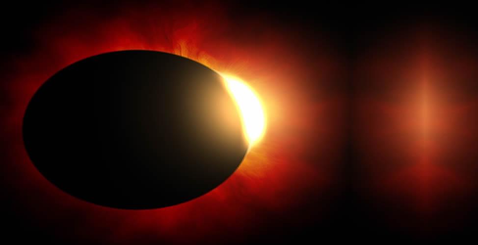 Sonhar Com Eclipse Parcial