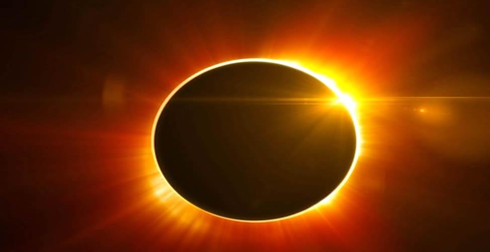 Sonhar Com Eclipse Solar e lunar