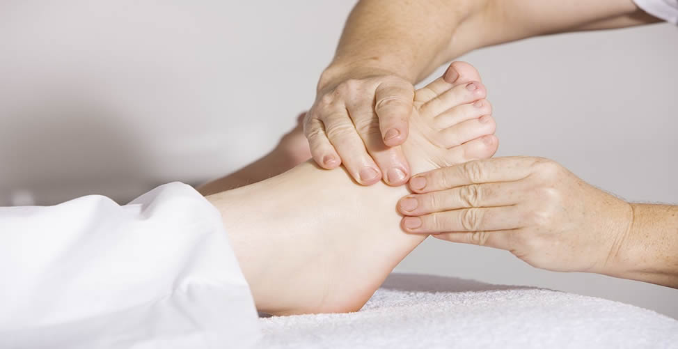 Sonhar Com Massagem nos pés